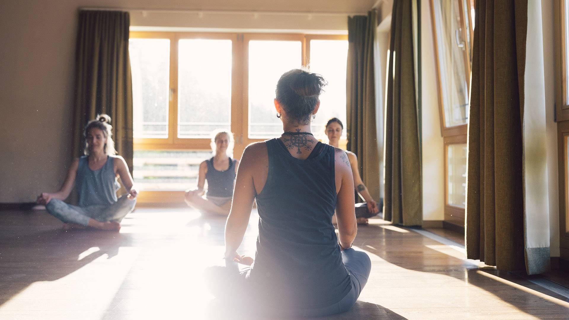Yoga Urlaub Im Otztal In Osterreich Yoga Hotel Ritzlerhof